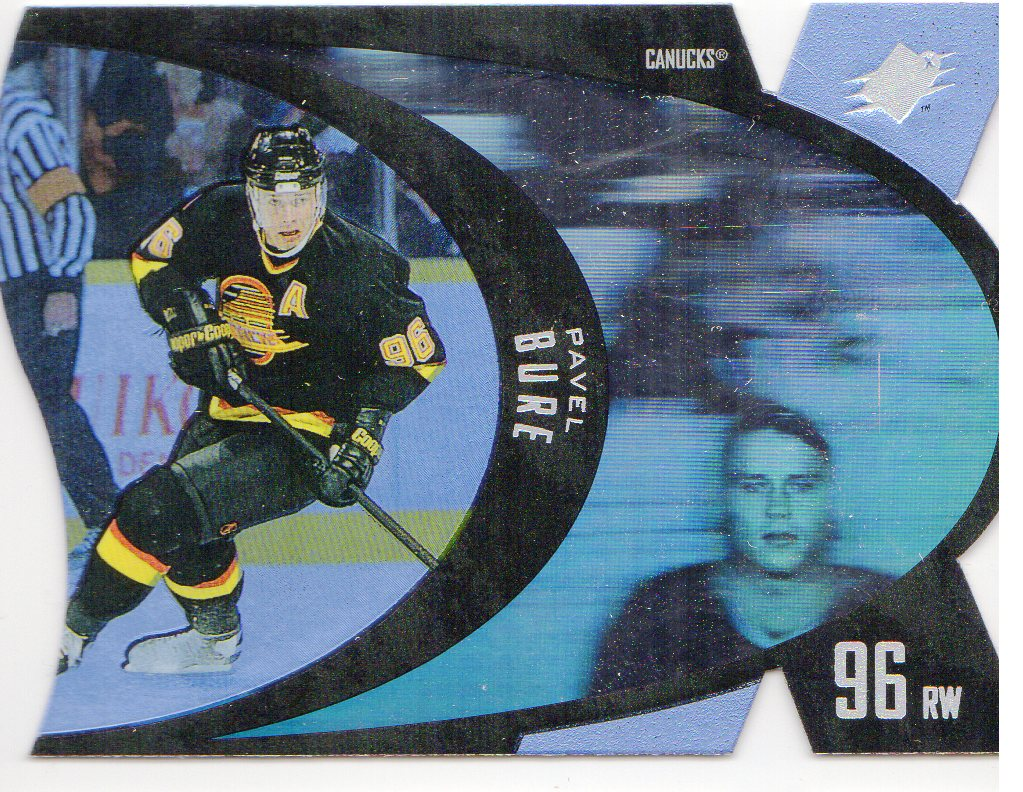1997-98 SPx #47 Pavel Bure