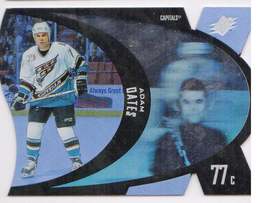1997-98 SPx #48 Adam Oates