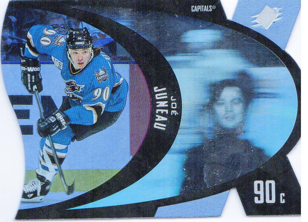 1997-98 SPx #49 Joe Juneau