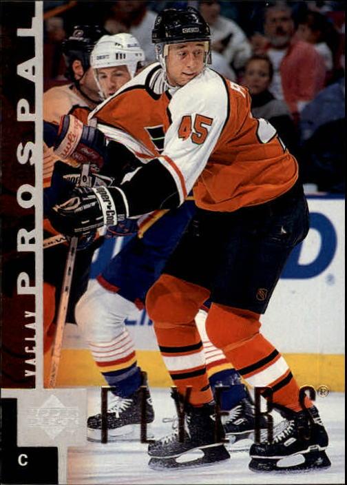 1997-98 Upper Deck #125 Vaclav Prospal RC