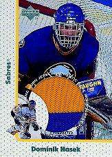 1997-98 Upper Deck Game Jerseys #GJ3 Dominik Hasek