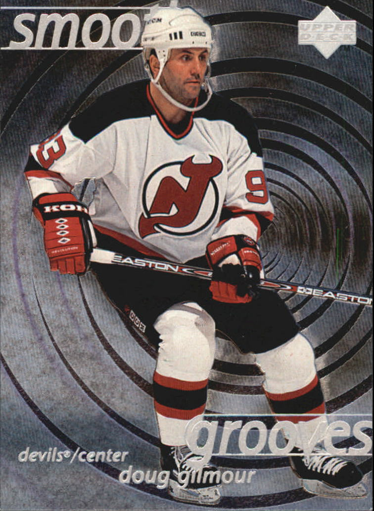 1997-98 Upper Deck Smooth Grooves #SG33 Doug Gilmour