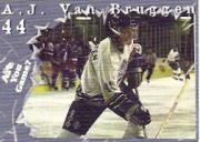 1997-98 Seattle Thunderbirds #24 A.J. Van Bruggen