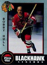 1998 Blackhawks Legends #3 Bobby Hull