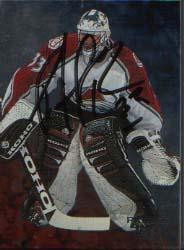 1998-99 Be A Player Autographs #34 Patrick Roy SP