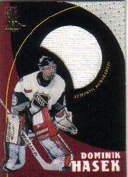 1998-99 Be A Player All-Star Game Used Jerseys #AS20 Dominik Hasek