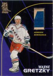 1998-99 Be A Player All-Star Game Used Sticks #S23 Wayne Gretzky