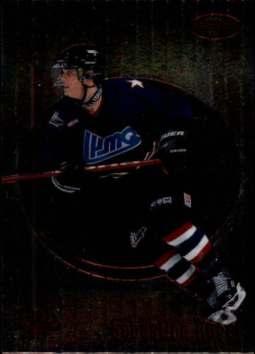 1998-99 Bowman's Best #148 Sebastien Roger SP RC