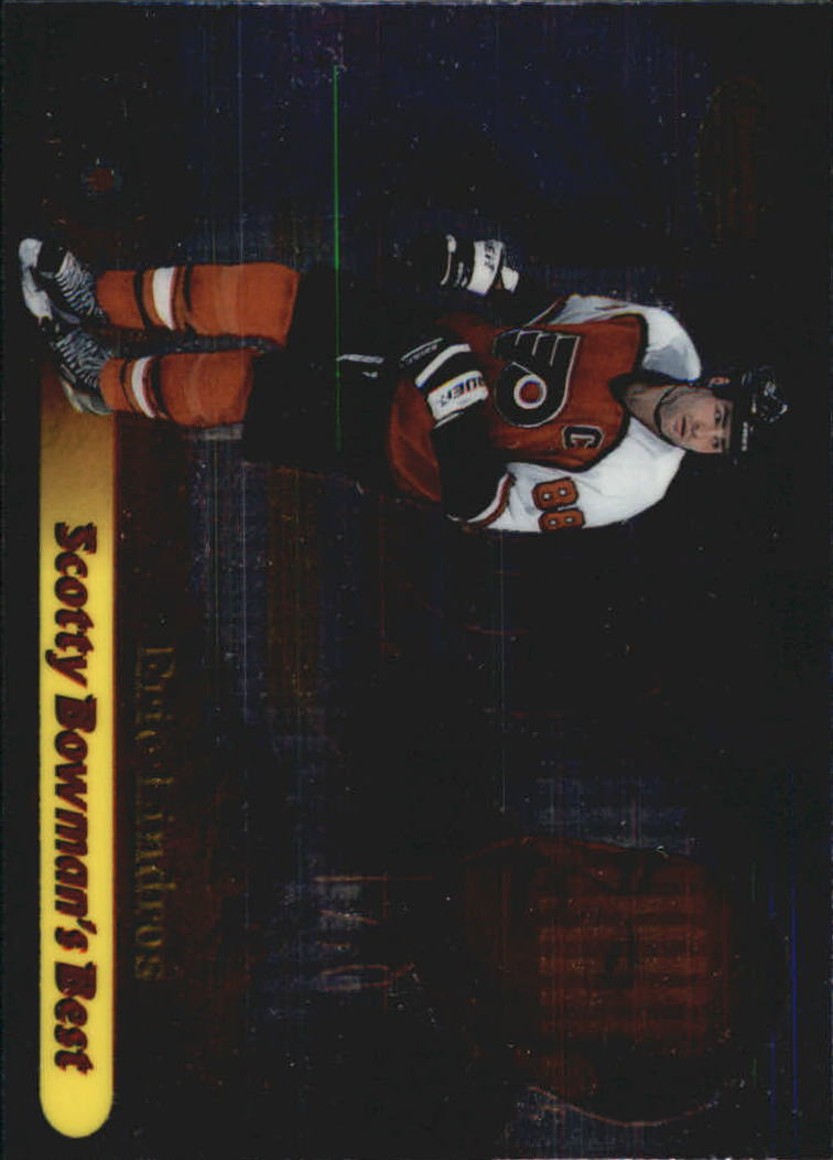 1998-99 Bowman's Best Scotty Bowman's Best #SB5 Eric Lindros