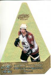 1998-99 Pacific Cramer's Choice #3 Peter Forsberg