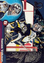 1998-99 Pacific Omega Opening Day Issue #133 Tomas Vokoun