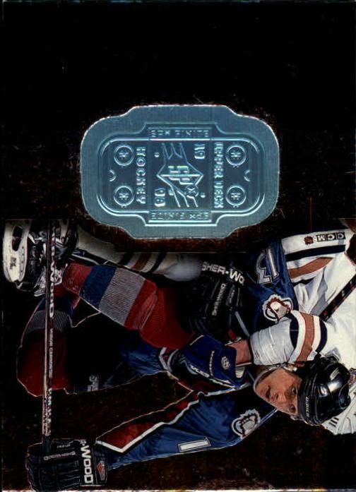 1998-99 SPx Finite #23 Valeri Kamensky
