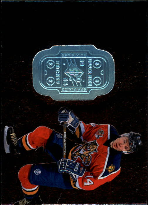 1998-99 SPx Finite #37 Ray Whitney