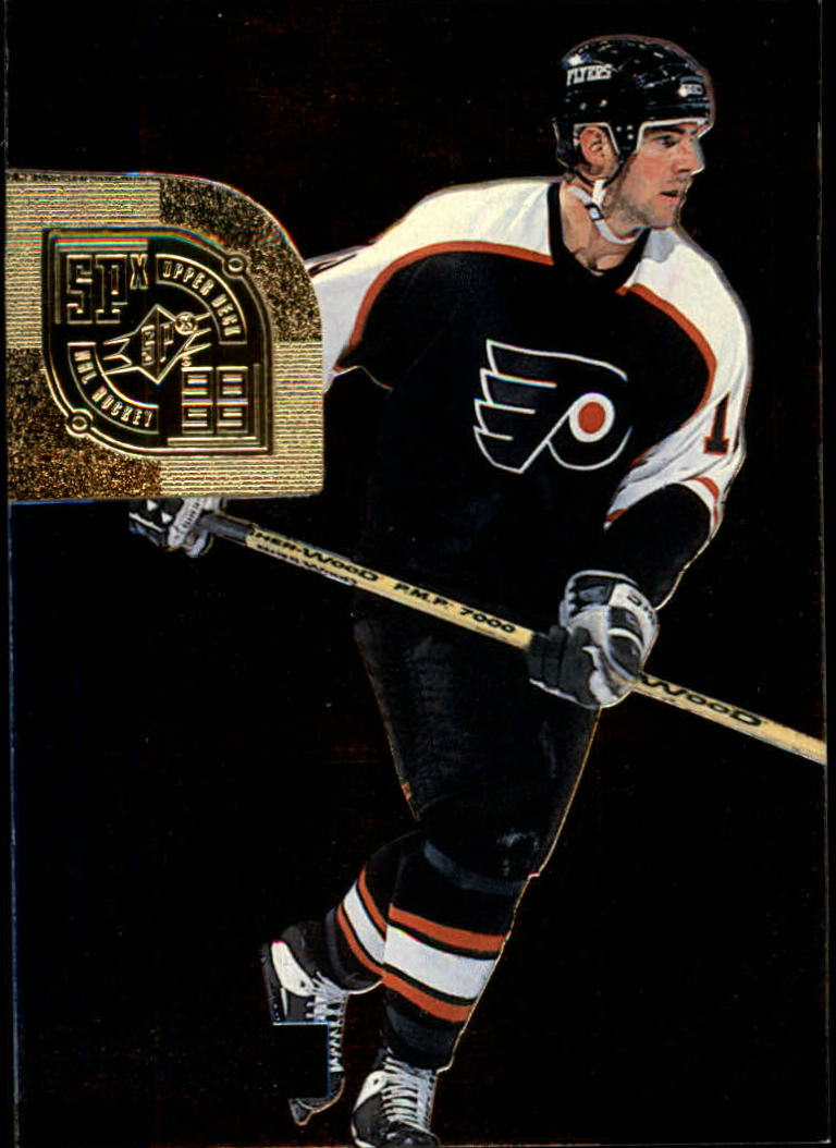 1998-99 SPx Top Prospects #44 John LeClair