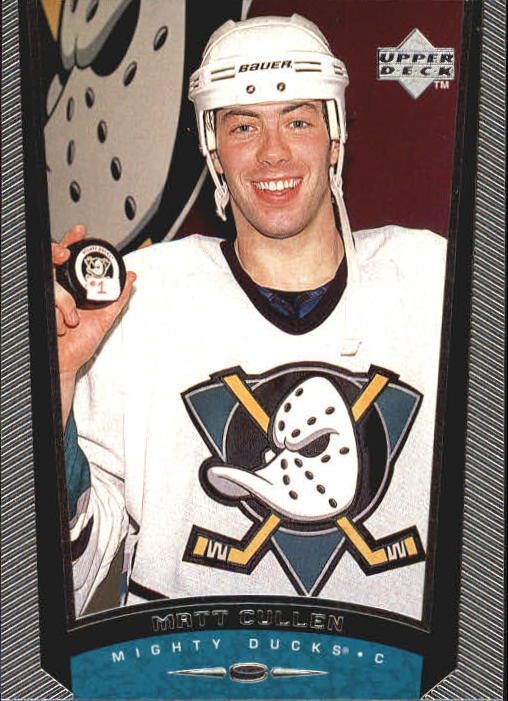 1998-99 Upper Deck #32 Matt Cullen