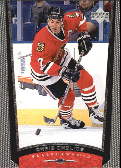 1998-99 Upper Deck #65 Chris Chelios