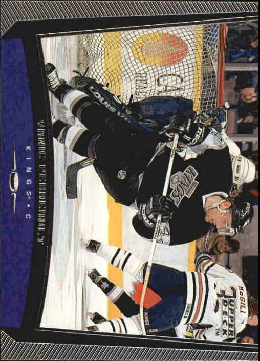 1998-99 Upper Deck #105 Yanic Perreault