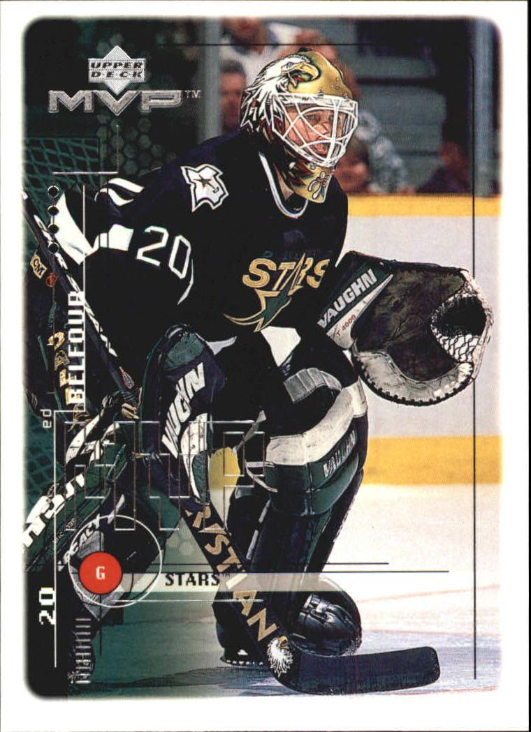 1998-99 Upper Deck MVP #60 Ed Belfour