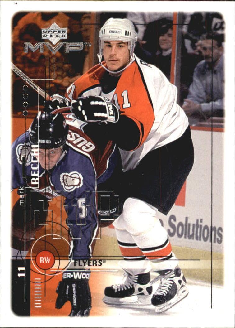 1998-99 Upper Deck MVP #152 Mark Recchi
