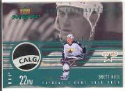 1998-99 Upper Deck MVP Game Souvenirs #BH Brett Hull