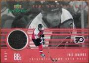 1998-99 Upper Deck MVP Game Souvenirs #EL Eric Lindros