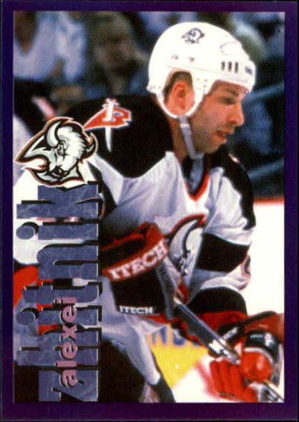 1998-99 Panini Stickers #22 Alexei Zhitnik