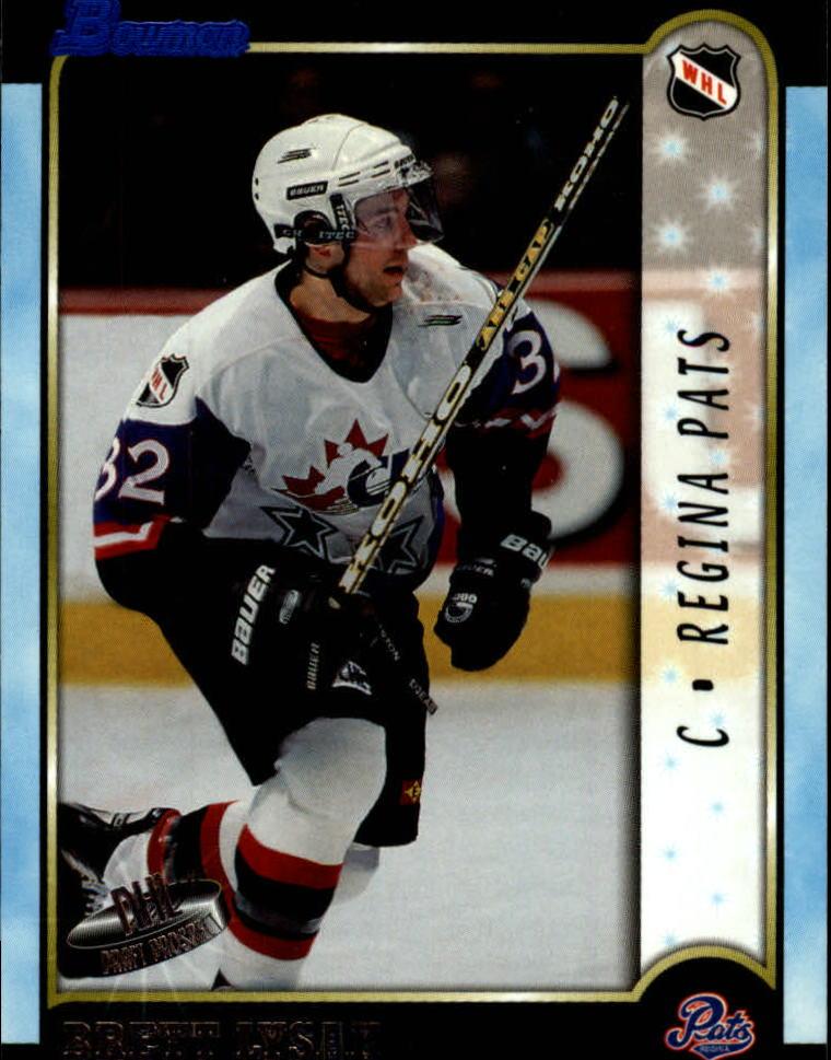 1999 Bowman CHL #16 Brett Lysak
