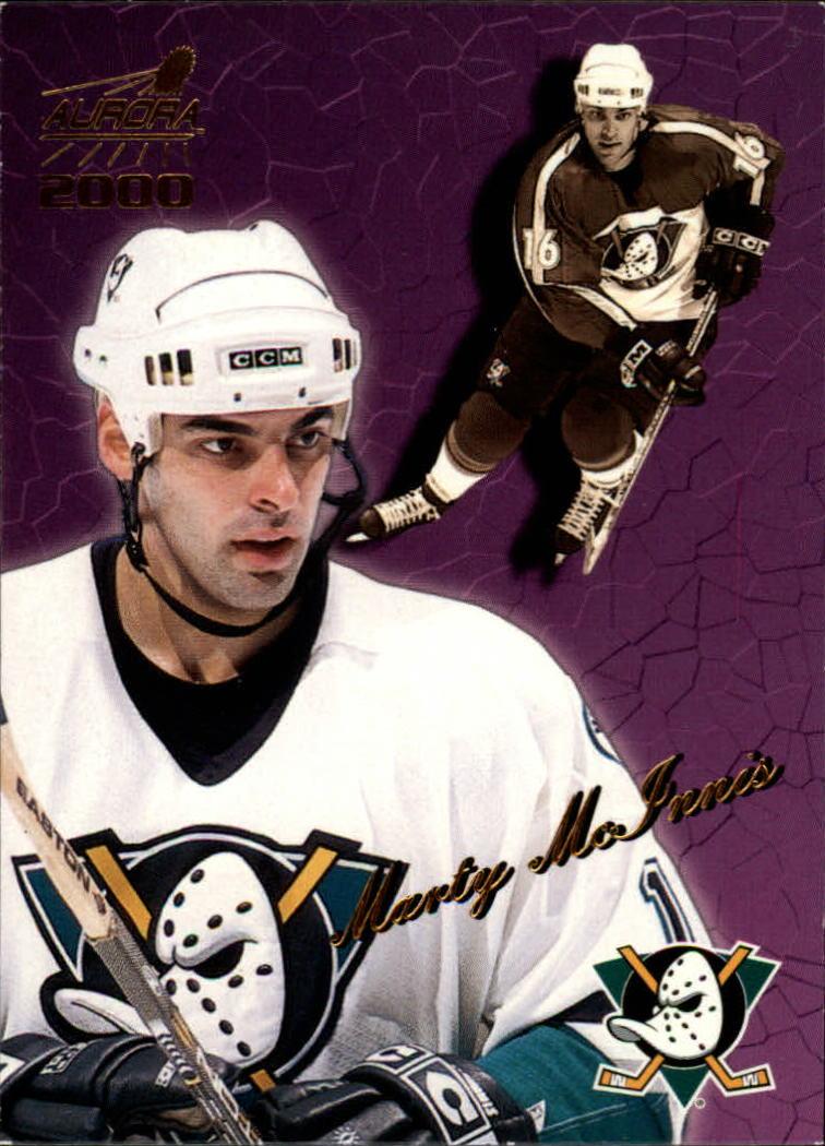 1999-00 Aurora #3 Marty McInnis