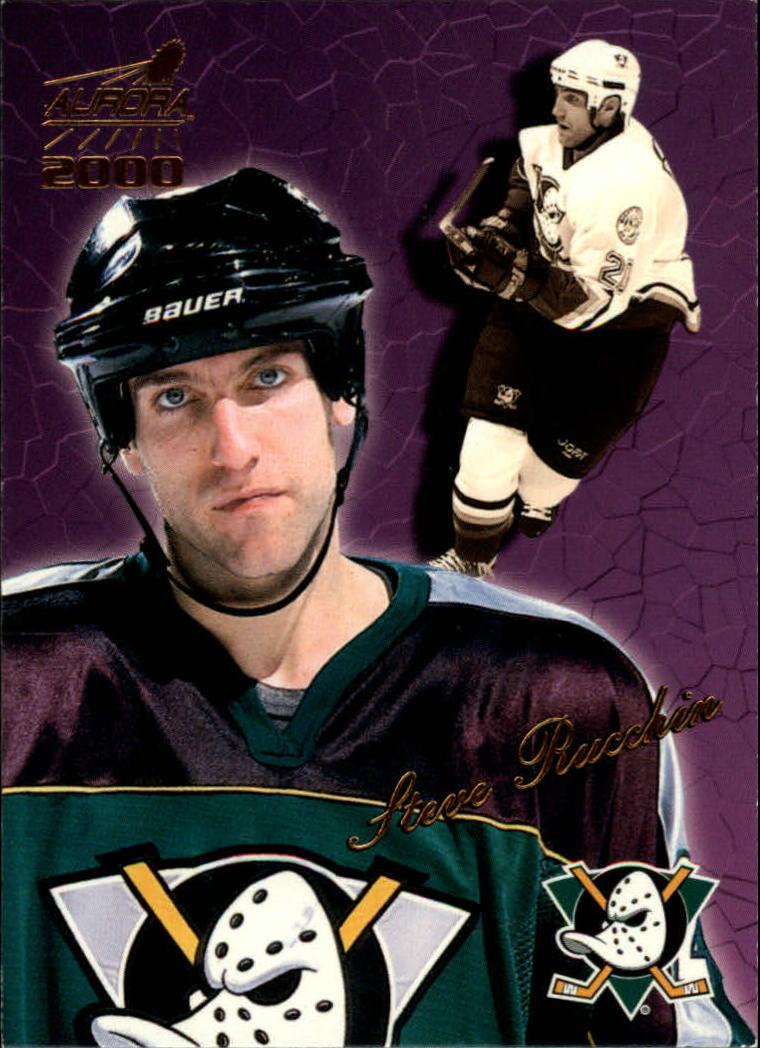 1999-00 Aurora #4 Steve Rucchin