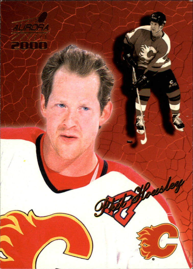 1999-00 Aurora #22 Phil Housley