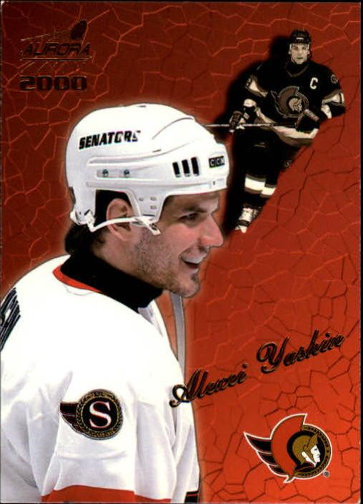 1999-00 Aurora #102 Alexei Yashin