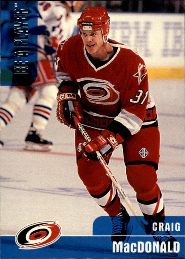 1999-00 BAP Memorabilia #175 Craig MacDonald RC