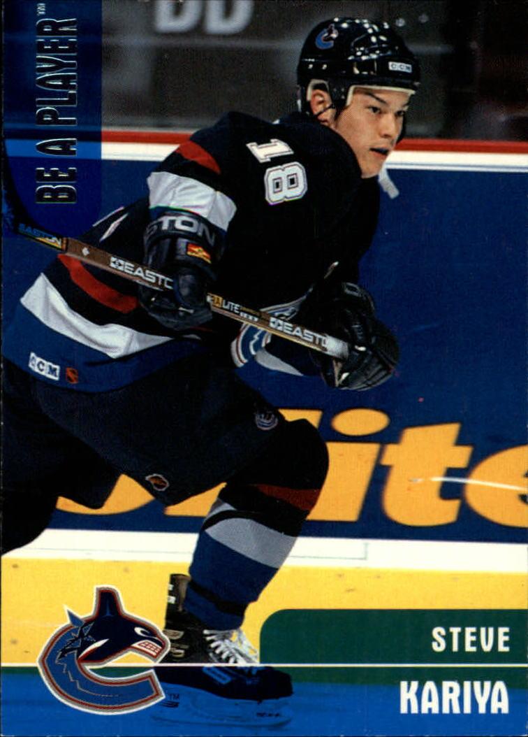 1999-00 BAP Memorabilia #211 Steve Kariya RC