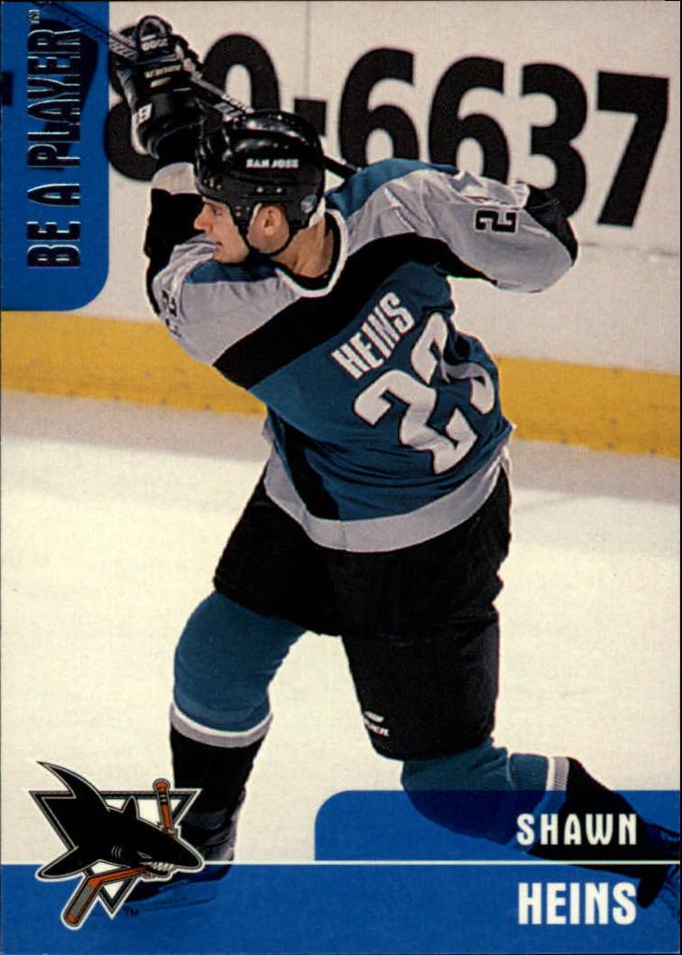 1999-00 BAP Memorabilia #227 Shawn Heins RC