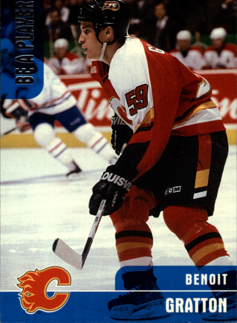1999-00 BAP Memorabilia #266 Benoit Gratton RC