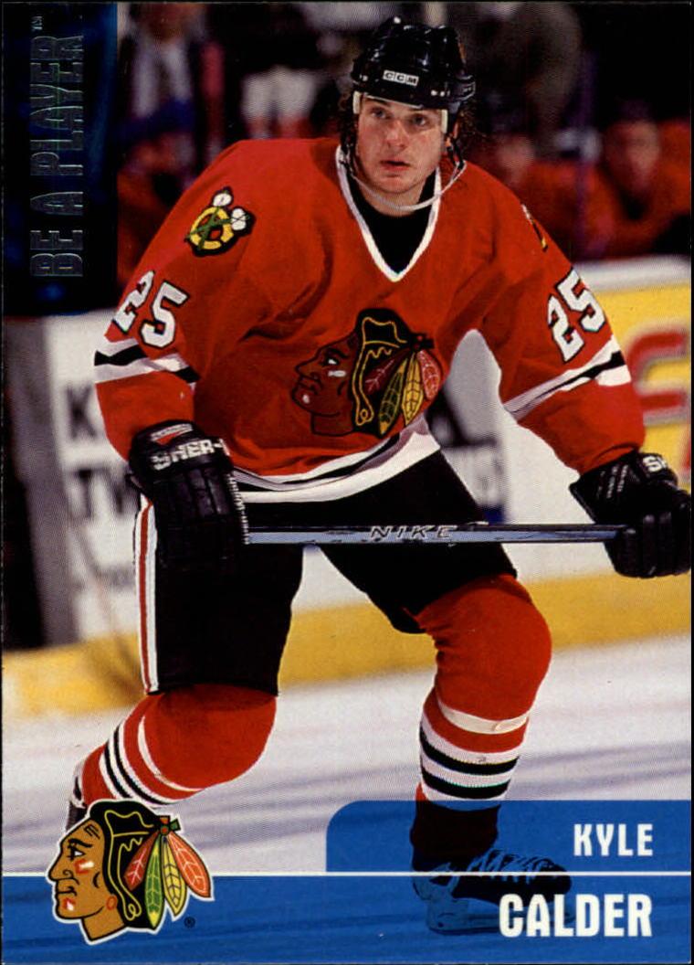 1999-00 BAP Memorabilia #335 Kyle Calder RC