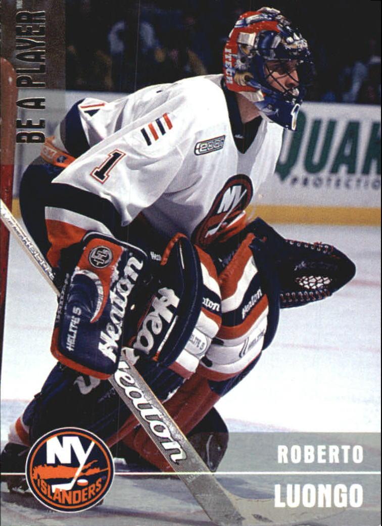 1999-00 BAP Memorabilia Silver #307 Roberto Luongo