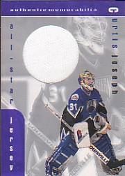 1999-00 BAP Memorabilia Jersey #J11 Curtis Joseph