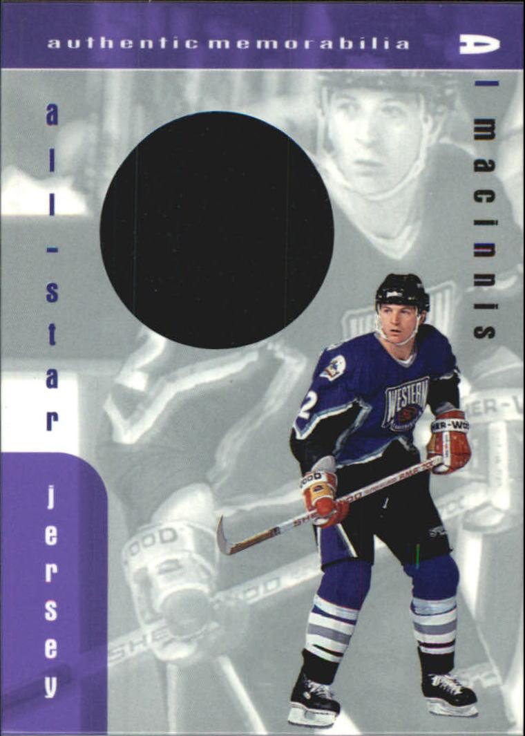 1999-00 BAP Memorabilia Jersey #J13 Al MacInnis