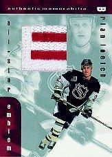 1999-00 BAP Memorabilia Jersey Emblems #E16 Brian Leetch