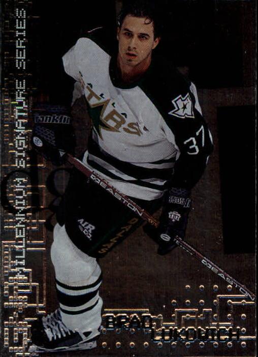 1999-00 BAP Millennium #80 Brad Lukowich RC