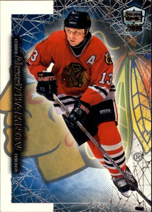 1999-00 Pacific Dynagon Ice #53 Alexei Zhamnov