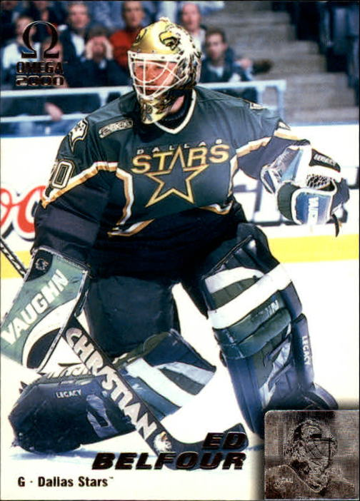 1999-00 Pacific Omega #70 Ed Belfour