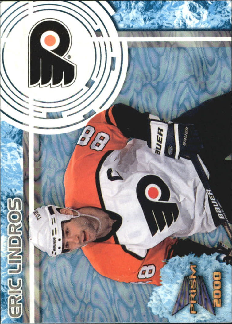 1999-00 Pacific Prism Clear Advantage #16 Eric Lindros