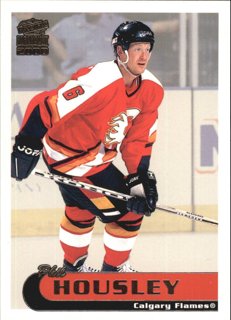 1999-00 Paramount #39 Phil Housley