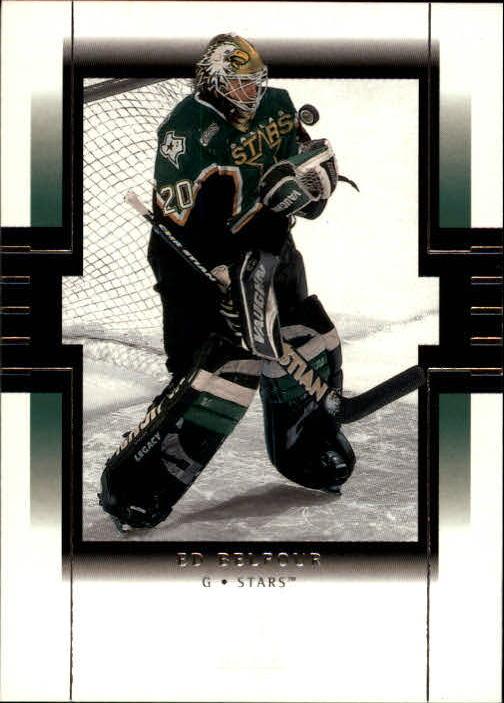 1999-00 SP Authentic #29 Ed Belfour