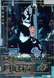 1999-00 SPx 99 Cheers #CH8 Wayne Gretzky