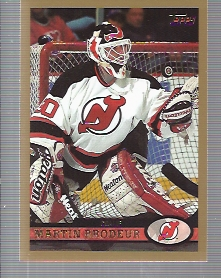 1999-00 Topps #20 Martin Brodeur