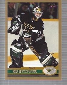 1999-00 Topps #153 Ed Belfour