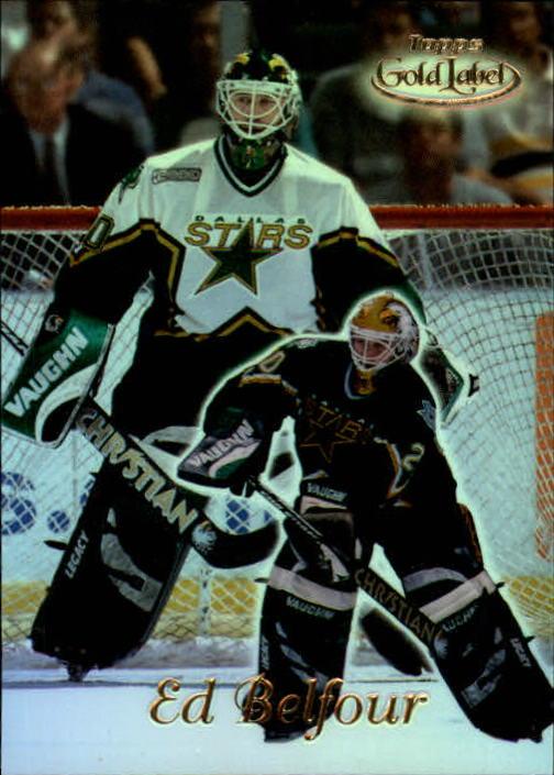 1999-00 Topps Gold Label Class 1 #18 Ed Belfour